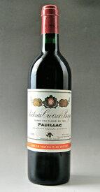 シャトー・クロワゼ・バージュ [1971] AOCポイヤック・メドック格付け第5級 Chateau Croizet Bages [1971] AOC Pauillac 【赤 ワイン】