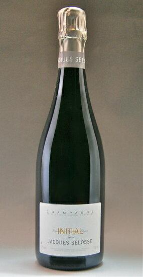 イニシャル ブリュット [NV] (ジャック・セロス) (デゴルジュマン 2006年)Initial Brut [NV] (JACQUES SELOSSE) 【スパークリング ワイン】【シャンパーニュ】