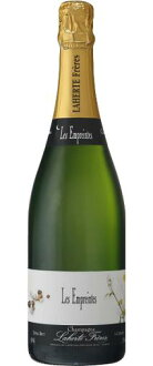 Cuvée Les ザンプラント (ラエルト Freres) Cuvee le Empreintes (LAHERTE FRERES)