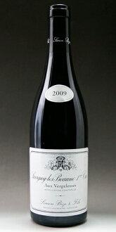 Savigny Les Beaune o vergeles [2009] (Simon beads) Savigny Les Beaune 1er Cru Aux Vergelesses [2009] (Simon Bize)