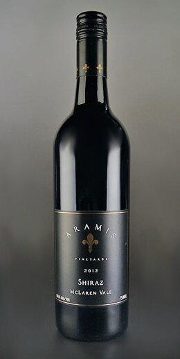 ブラック・ラベル・シラーズ[2012](アラミス・ヴィンヤーズ)BlackLabelShiraz[2012](AramisVineyards)【赤ワイン】【オーストラリア】