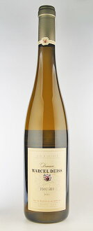 It is Alsace Pinot Gris [2010] (Marcel Deiss) Alsace Pineau glee [2010] (the Marcel dice)