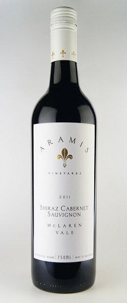 ホワイト・ラベル・シラーズ・カベルネ[2011](アラミス・ヴィンヤーズ)WhiteLabelShirazCabernet[2011](AramisVineyards)【赤ワイン】【オーストラリア】