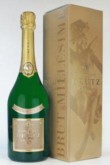额外的年龄香槟使用米勒西姆 [2000] (道依茨) 道依茨道依茨道依茨额外岁香槟索菲特会所 2000 (道依茨)