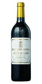 【よりどり6本以上送料無料商品】 シャトー・ピション・ロングヴィル・コンテス・ド・ラランド [2015] AOCポイヤック・メドック格付第2級 Chateau Pichon Longueville Comtesse de Lalande [2015] AOC Pauillac 【赤 ワイン】