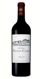 シャトー・ポンテ・カネ [2007] Chateau Pontet Canet [2007] AOC Pauillac フランス/ボルドー/オー・メドック/AOCポイヤック/メドック 第5級格付/赤/750ml