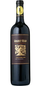 ナーリー・ヘッド オールド・ヴァイン ジンファンデル (デリカート・ファミリー・ヴィンヤーズ) Gnarly Head Old Vine Zinfandel (Delicato Family Vineyards) アメリカ/カリフォルニア/ロダイ/ロダイAVA/赤/750ml
