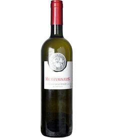 メシムネオス ドライ・ホワイト [2019] (メシムネオス) Methymnaeos Dry White Wine [2019] (Methymnaeos) 【白 ワイン ギリシャ エーゲ海の島々 レスヴォス島 PGIレスヴォス】