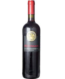 メシムネオス ドライ・レッド [2016] (メシムネオス) Methymnaeos Dry Red Wine [2016] (Methymnaeos) 【ギリシャ エーゲ海の島々 レスヴォス島 PGIレスヴォス】