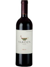 ヤルデン・メルロ [2017] (ゴラン・ハイツ・ワイナリー) Yarden Merlot [2017] (Golan Heights Winery) 赤/イスラエル/ガリラヤ/ゴラン高原/750ml