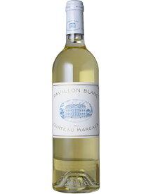 パヴィヨン・ブラン・デュ・シャトー・マルゴー [2014] Pavillon Blanc du Chateau Margaux [2014] 【白 ワイン フランス ボルドー AOCボルドー】