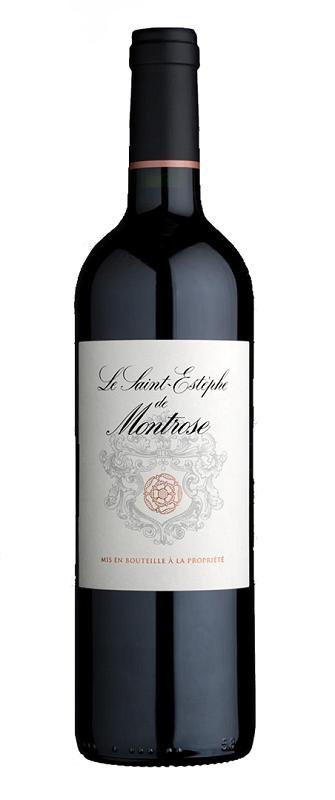 ル・サン・テステフ・ド・モンローズ [NV] メドック格付第2級 AOCサンテステフ Le Saint Estephe de Montrose [NV] AOC Saint Estephe 【赤 ワイン】