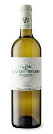 【よりどり6本以上送料無料商品】シャトー・シャス・スプリーン・ブラン [2014] Chateau Chasse Spleen Blanc [2014] 【白ワイン ボルドー】