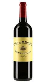 【よりどり6本以上送料無料商品】クロ・デュ・マルキ [2012]メドック格付第2級 AOCサン・ジュリアン Clos du Marquis [2012] AOC Saint Julien 【赤 ワイン】