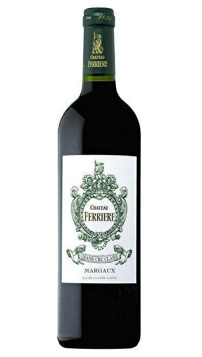 シャトー・フェリエール [2009] AOCマルゴー メドック格付第3級 Chateau Ferriere [2009] AOC Margaux 【赤 ワイン】