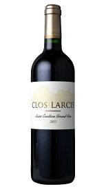 【よりどり6本以上送料無料商品】シャトー・クロ・ラルシス [2013] AOCサン・テミリオン・グラン・クリュ Chateau Clos Larcis [2013] AOC Saint Emilion Grand Cru 【赤 ワイン】【フランス】