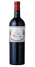 【よりどり6本以上送料無料商品】シャトー・ラ・フルール・モランジュ [2012] AOCサン・テミリオン・グラン・クリュ Chateau La Fleur Morange [2012] AOC Saint Emilion Grand Cru 【赤 ワイン】【フランス】
