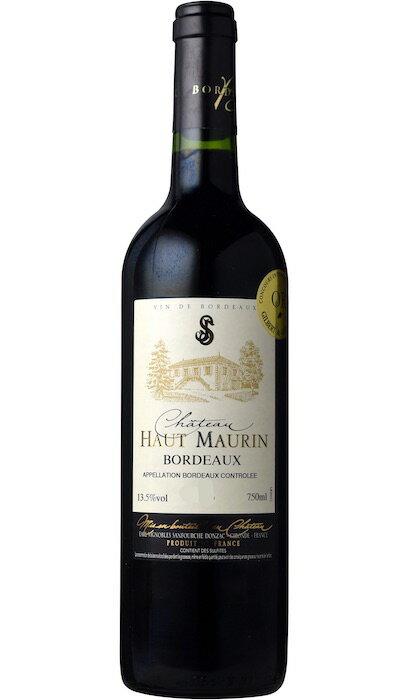 シャトー・オー・モラン [2015] AOCボルドーChateau Haut Maurin [2015] AOC Bordeaux 【赤 ワイン】【フランス】