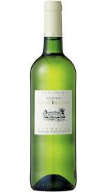 シャトー・ジャノワ・ベルヴュー・ブラン [2017] AOCボルドー Chateau Janoy Bellevue Blanc [2017] AOC Bordeaux 【白 ワイン】【フランス】