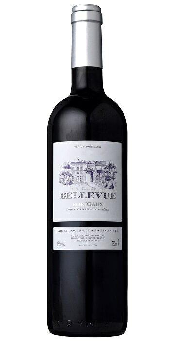 シャトー・ベルヴュー [2012] AOCボルドーChateau Bellevue [2012] AOC Bordeaux 【赤 ワイン】【フランス】