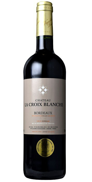 シャトー・ラ・クロワ・ブランシュ [2014] AOCボルドーChateau La Croix Blanche [2014] AOC Bordeaux 【赤 ワイン】【フランス】
