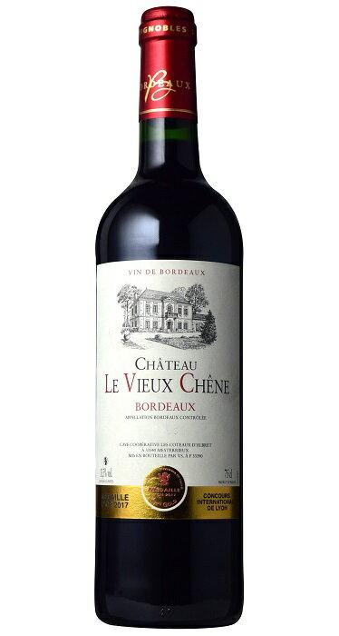 シャトー・ル・ヴュー・シェーヌ [2016] AOCボルドーChateau le Vieux Chene [2016] AOC Bordeaux 【赤 ワイン】【フランス】