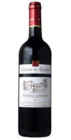シャトー・ド・マカール [現行ヴィンテージ] AOCボルドー・スペリュール Chateau de Macard [現行ヴィンテージ] AOC Bordeaux Superieur 【赤 ワイン フランス ボルドー】