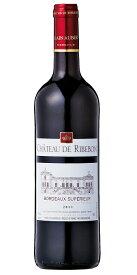 シャトー・ド・リブボン [現行ヴィンテージ] AOCボルドー・スペリュール Chateau de Ribebon Oak Aged [現行ヴィンテージ] AOC Bordeaux Superieur 【赤 ワイン フランス ボルドー】