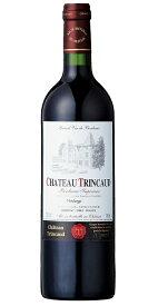 シャトー・トランコー [2014] AOCボルドー・スペリュール Chateau Trincaud [2014] Bordeaux Superieur 【赤ワイン フランス】