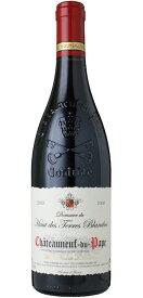 【よりどり6本以上送料無料商品】 シャトーヌフ・デュ・パプ ルージュ [2000] (ドメーヌ・デュ・オ・デ・テール・ブランシュ) Chateauneuf du Pape Rouge [2000] (Domaine du Haut des Terres Blanches) 【赤 ワイン フランス ローヌ】