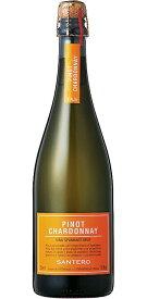 ピノ・シャルドネ スプマンテ [NV] (サンテロ) Pinot Chardonnay Spumante [NV] (Santero F.lli & C. S.p.a.) 【白 スパークリングワイン】【イタリア】