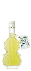 リモンチェッロ アマルフィ バイオリンボトル 200ml [NV] (プロフーミ・デッラ・コスティエーラ) Limoncello Amalfi Violino Bottle 200ml [NV] (Liquorificio Artigianale Profumi della Costiera) ALC度数:32.00% 【リキュール イタリア】