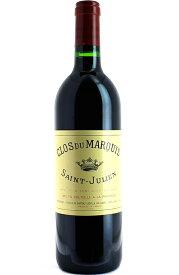 クロ・デュ・マルキ [1998] メドック格付第2級 AOCサン・ジュリアン Clos du Marquis [1998] AOC Saint Julien 【フランス】【ボルドー】【赤 ワイン】
