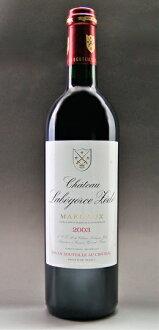 Chateau labegorus Zed [2003] Margaux Cru Bourgeois Chateau Labegorce Zede [2003]