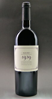 Morley [1939] (plastic Dell フォウン) treasured old liquor Maury [1939] (Domaine Pla Del Fount)