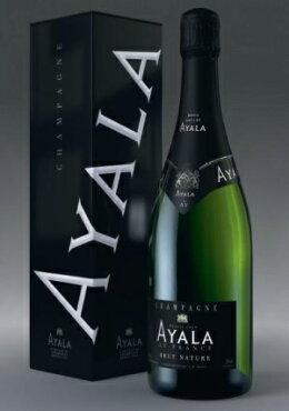 ブリュット・ナチュールゼロ・ドサージュ[NV](シャンパーニュアヤラ)BrutNaturezerodosage[NV](ChampagneAYALA)【シャンパン】【スパークリングワイン】