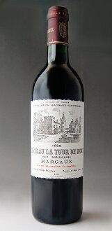 Château La Tour-de-Monts [1989] Margaux Cru Bourgeois Chateau La Tour de Mons [1989]