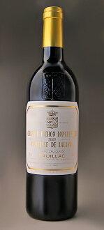 Chateau ピション ロングヴィル continuities ド ラランド [2002] Chateau Pichon Longueville Comtesse de Lalande [2002]