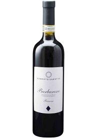 バルバレスコ・リゼルヴァ [2013] (ロベルト・サロット) Barbaresco Riserva [2013] (Roberto Sarotto) 【赤 ワイン】【イタリア】【ピエモンテ】