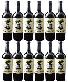 [12本セット] オノロ ベラ オーガニック (ヒル・ファミリー・エステーツ) Honoro Vera Organic (Gil Family Estates) スペイン/フミーリャ/赤/750ml