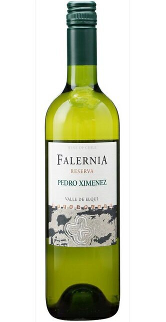 ペドロ・ヒメネス レゼルバ [2017] (ヴィーニャ・ファレルニア) Pedro Ximenez Reserva [2017] (Vina Falernia) 【白 ワイン】【チリ】