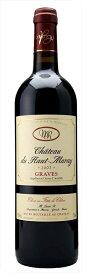 シャトー・デュ・オー・マレ ルージュ [2011] (シャトー・デュ・オー・マレ) Chateau du Haut Maray Rouge [2011] (Chateau Crabitey)【赤 ワイン】【フランス】