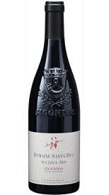 【よりどり6本以上送料無料商品】 ジゴンダス オー・リュー・ディ [2013] (ドメーヌ・サンタ・デュック) Gigondas Aux Lieux Dits [2013] (Domaine Santa Duc) 【赤ワイン フランス コート・デュ・ローヌ】
