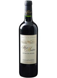 オー・モンデジール [2012] (シャトー・オー・モンデジール) A.O.C.コート・ド・ブール Haut Mondesir [2012] (Chateau Haut Mondesir)A.O.C Cotes de Bourg 【赤 ワイン フランス】