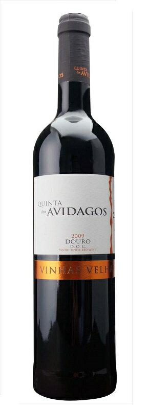 【6本〜送料無料】キンタ・ドス・アヴィダゴス・ヴィーニャス・ヴェーリャス [2009] (キンタ・ドス・アヴィダゴス) Quinta dos Avidagos Vinhas Velhas [2009] (QUINTA dos AVIDAGOS) 【赤 ワイン】【ポルトガル】