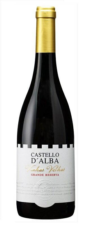 【よりどり6本以上送料無料商品】カステロ・ダルバ・ヴィーニャス・ヴェーリャス グランデ・レゼルヴァ [2013] (ルイ・ロボレド・マデイラ) Castello D'Alba Vinhas Velhas Grande Reserva [2013] (Rui Roboredo Madeira) 【赤 ワイン】【ポルトガル】