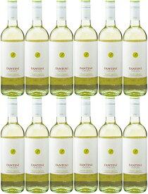 [12本セット] ファンティーニ ピノ・グリージョ [2018] (ファルネーゼ・ヴィニ) Fantini Pinot Grigio [2018] (Farnese Vini) 【白ワイン イタリア】シチリア