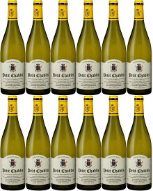 [12本セット] プティ・シャブリ [2015] (ジャン・ポール・エ・ブノワ・ドロワン) Petit Chablis [2015] (Jean Paul & Benoit Droin) 【白ワイン フランス ブルゴーニュ】