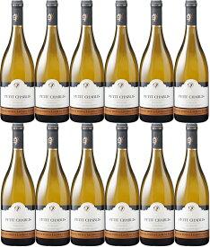 [12本セット] プティ・シャブリ [2015] (ドメーヌ・イヴォン・エ・ローラン・ヴォコレ) Petit Chablis [2015] (Domaine Yvon Et Laurent Vocoret) 【白ワイン フランス ブルゴーニュ】