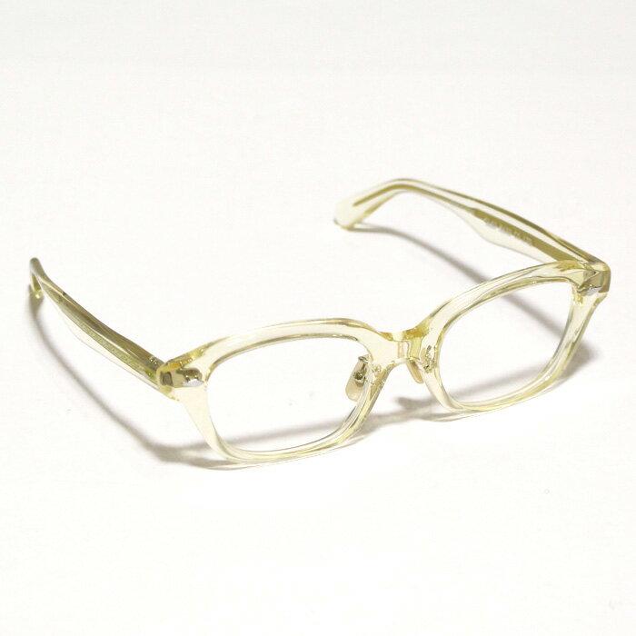 """※送料・代引手数料無料※丹羽雅彦 x GLAD HAND- J-IMMY - GLASSES """"ORNAMENT"""" -サングラス(眼鏡)カラー:CLEAR"""